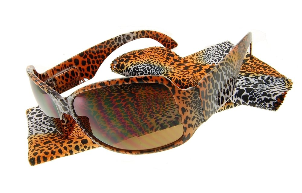 7480f036fa8932 Sonnenbrille mit Leseteil 1,0 - Joy Cub Cheetah - Roses and More ...