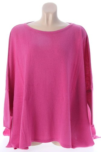 Pulloverponchos - Farbe pink